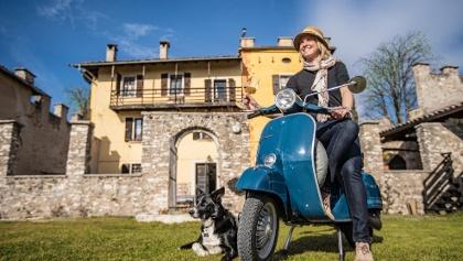 Vespa Wine Tour