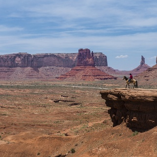 John Ford's Point in Monument Valley