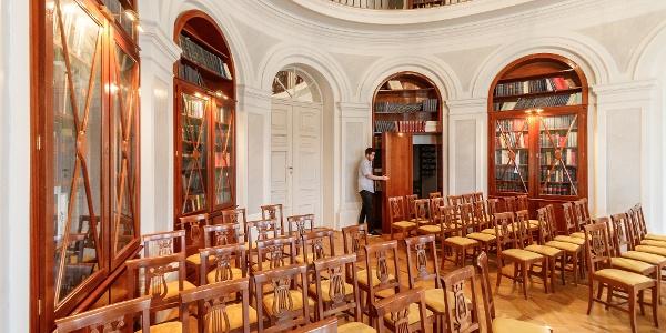 A fehérvárcsurgói Károlyi-kastély könyvtára