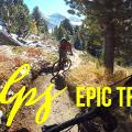 ALPS EPIC TRAIL: Jakobshorn to Sertig (part 1) | Mountain biking the Alps Epic Trail MTB