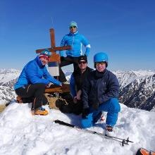 Gipfelfoto AV Stainach