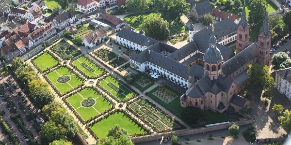 Seligenstadt - Klostergarten