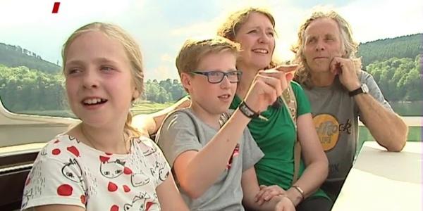 Radtouren durch das Sauerland: Die HenneseeSchleife