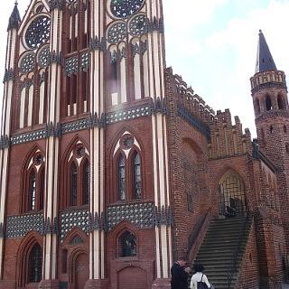 Tangermünde, Historisches Rathaus