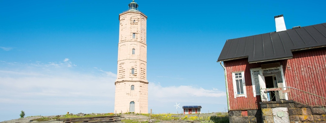 Archipelago lighthouse