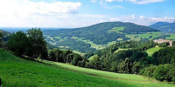 Aussicht vom Patschabauern(c)Heran