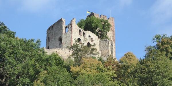 Ruine Kastelburg