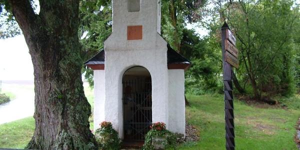 Kapelle in Longkamp