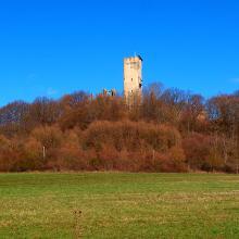Burg Olbrück, das Wahrzeichen des Brohltales