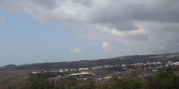 Vista desde la TF-28