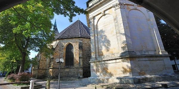 Mausoleum Stadthagen