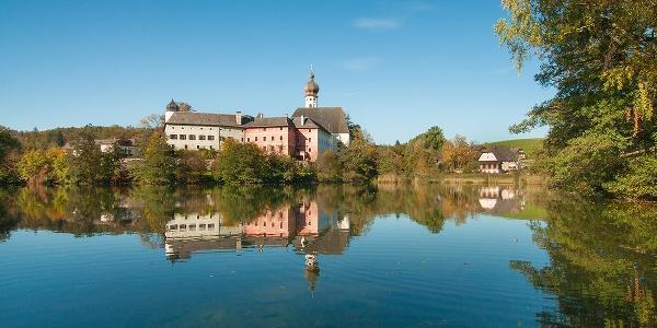 <![CDATA[Herbst am Höglwörther See]]>