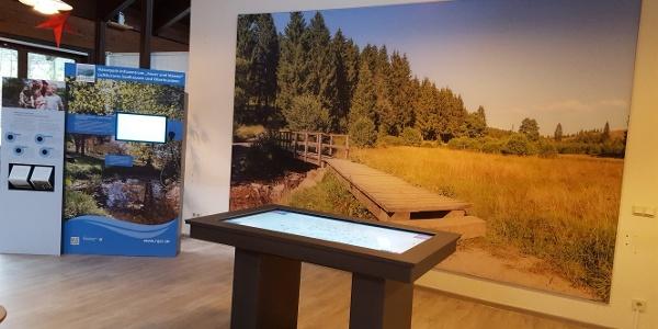 interaktive Module im NIZ Station Oberhundem