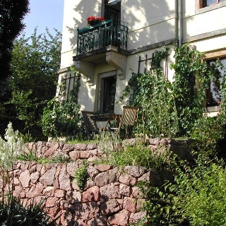 Villa am Weinberg, Nichtraucherwohnung