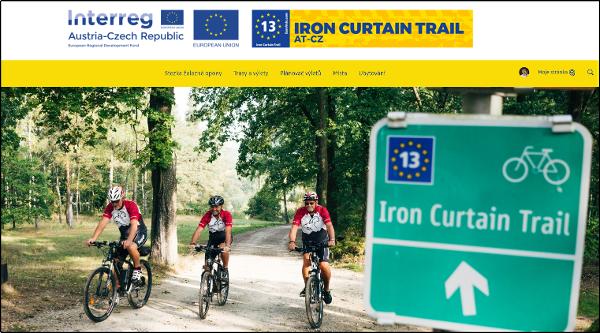 Úvodná stránka aplikácie ev13.eu