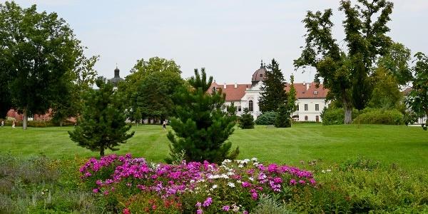 A gödöllői Grassalkovich-kastély parkja