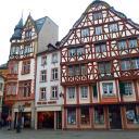 In der historischen Altstadt von Bernkastel-Kues
