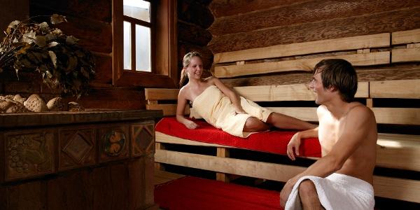 Tropicana Stadthagen Sauna
