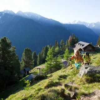 Wanderung Armelenhütte