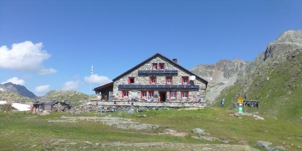 Grialetschhütte SAC