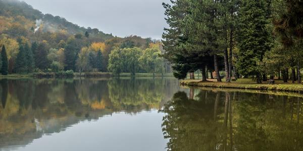 A Csónakázó-tó