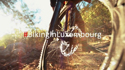 Biking in Luxembourg