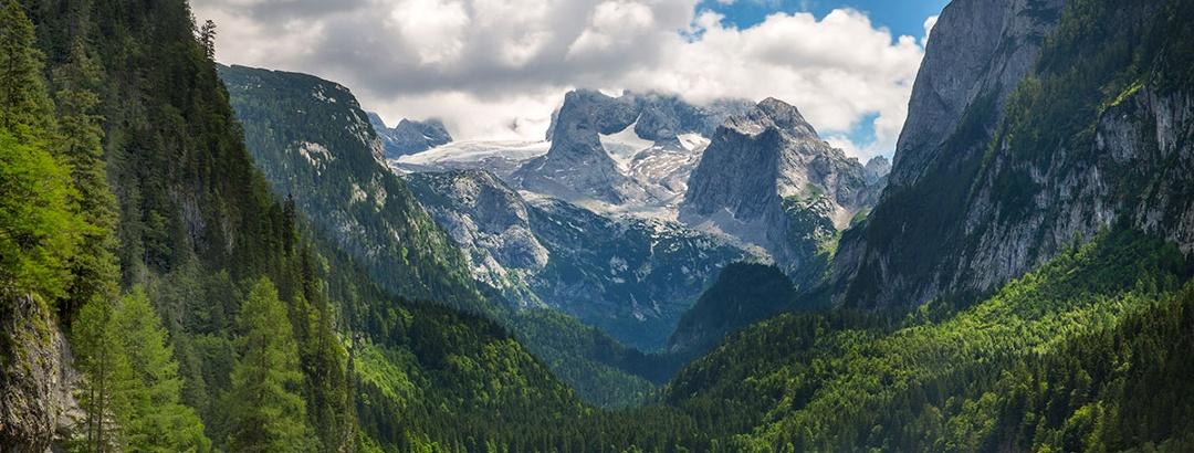 Gosausee im Dachstein Salzkammergut