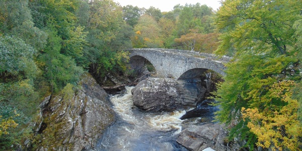 Invermoriston Bridge