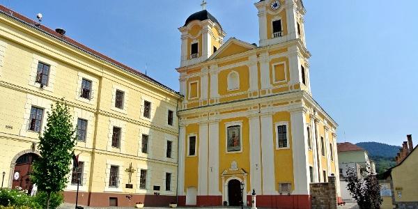 A márianosztrai Magyarok Nagyasszonya-bazilika