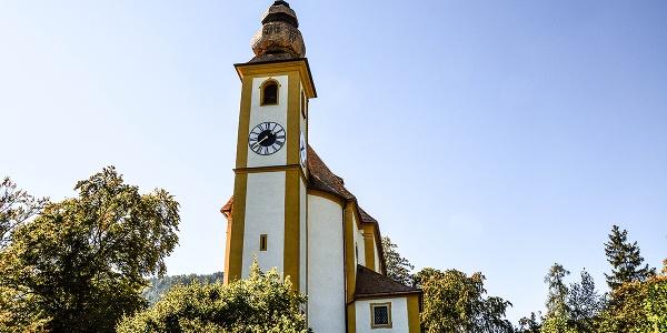 Kirche St. Pankraz Bad Reichenhall
