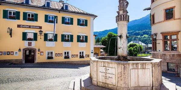 Das Alpenhotel Kronprinz in Berchtesgaden