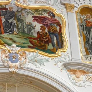 Mariastein in der Klosterkirche
