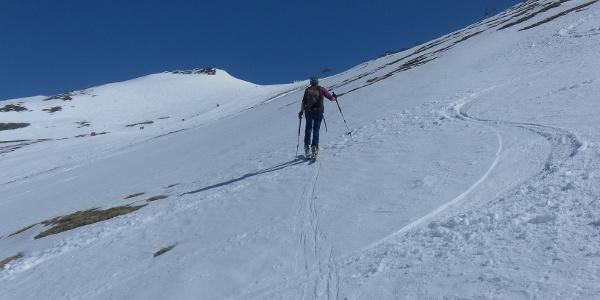 Gipfelkuppe