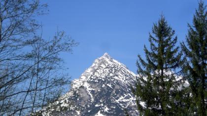 Blick Richtung Großes Ochsenhorn