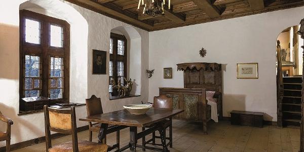 Gräfinnenzimmer Schattenburg