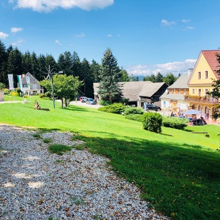 Trail Land Miesenbach mit Gasthof Wiesenhofer