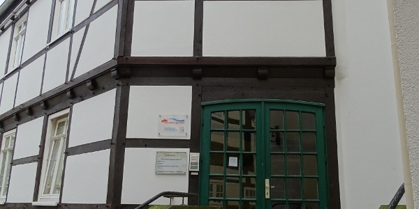 Schaumburger Land Tourismusmarketing e.V., Eingang