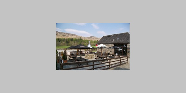 Beinglas Farm Beer Garden