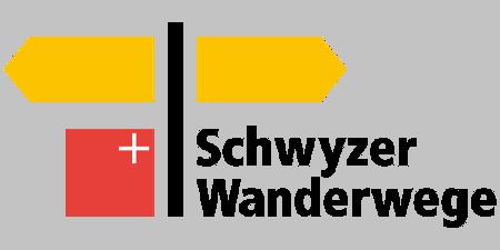 Logo Geschäftsstelle Schwyzer Wanderwege
