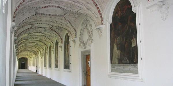 Bernhardusgang Schloss Salem