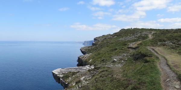 Cliffs of Moher-Küstenweg