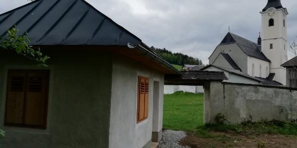 Pförtnerhaus St. Oswald bei Haslach