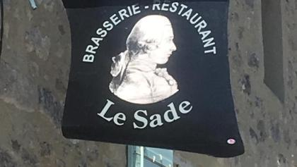 The resturant in Lacoste is now called La Sade