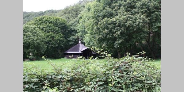Grillhütte im Minheimer Wald