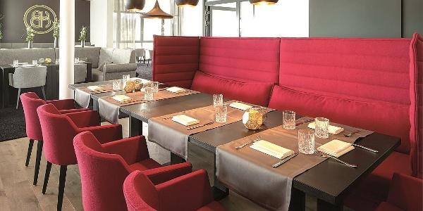 Restaurant 1. Foto
