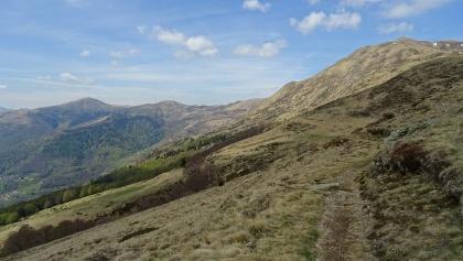 1600 Trail-Impressionen zwischen San Lucio und Monte Bar