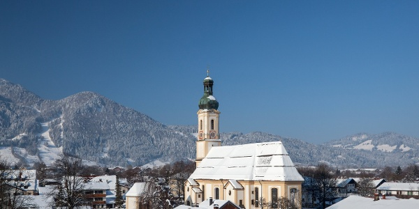 Lenggrieser Kirche St. Jakob