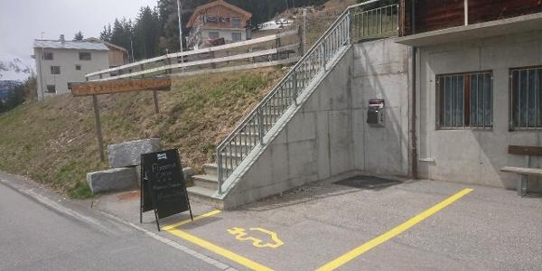 E-Bike-Ladestation Lohn
