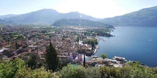 Bergtour am Gardasee: Über die Rocchetta