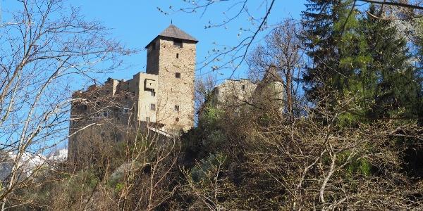 Burg Laudegg in Landeck (Frühmittelalter)